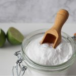 Baking soda and lime